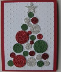 Karácsonyi képeslap ötlet